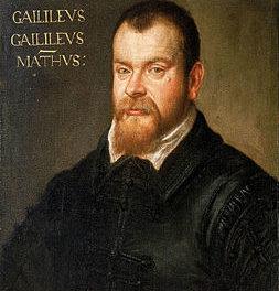 Porträt Nr. 3 – Galileo Galilei