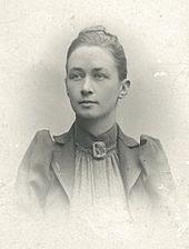 Porträt Nr. 4 – Hilma af Klint