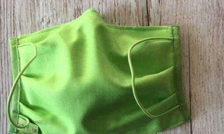 Nr. 45 Empfehlung: Die grüne Maske als Protest