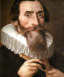 Porträt Nr. 2 – Johannes Keppler
