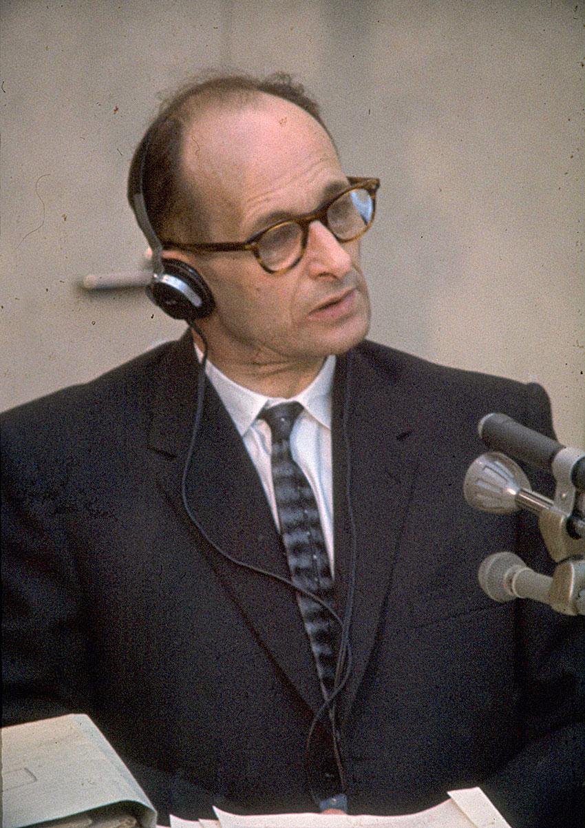 Filmtipp Nr. 1 – Eichmanns Ende