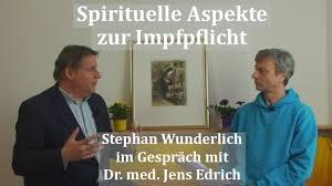 Nr. 56: Corona-Impfung – Interview mit dem anthroposophischen Arzt Dr. Jens Edrich